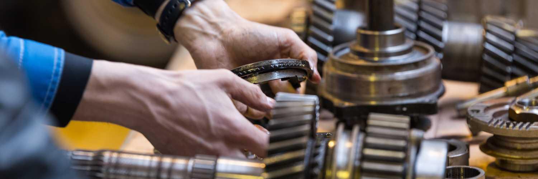 DSG Getriebe Reparatur zum Festpreis bei caroobi!